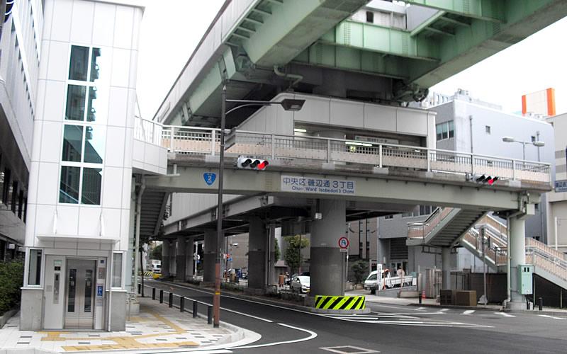 貿易センター駅 駅探 -